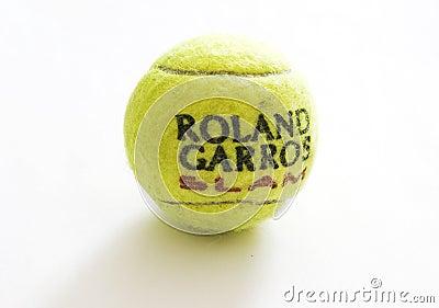 Gran slam tennis Editorial Stock Photo
