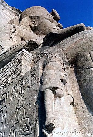 Gran templo del Amon Egipto