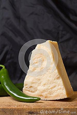 Grana Padano (parmesan cheese)