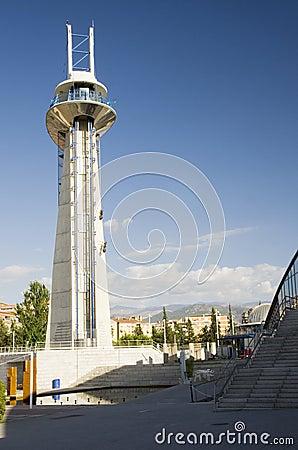 Granada science park tower