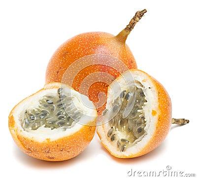 Free Granadilla (Passiflora) Royalty Free Stock Images - 3540609