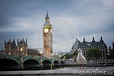 Grand Ben à Londres