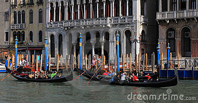 Grand Canal Editorial Image