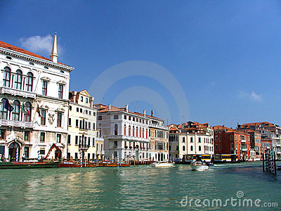 Grand Canal Editorial Photo