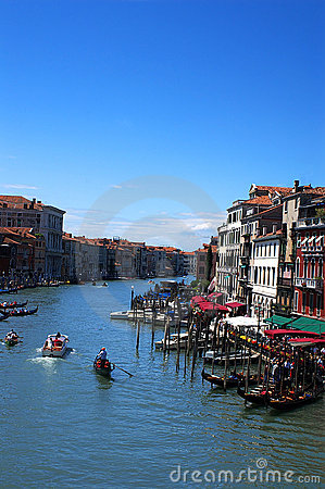 Free Grand Canal Royalty Free Stock Image - 2828266
