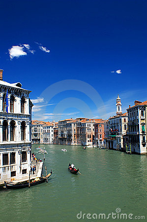 Free Grand Canal Of Venice Royalty Free Stock Photo - 2828515