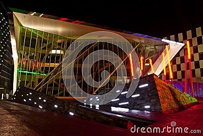 Grand Canal Theatre Dublin