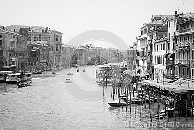 Grand Canal Editorial Stock Image