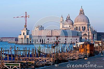Grand canel Venice Italy