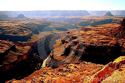 Grand Canyon Colorad River View