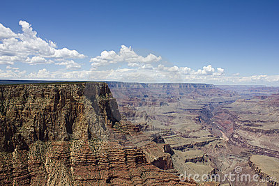 Grand Canyon National Park in USA