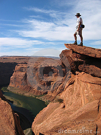 Free Grand Canyon Overlook Stock Photos - 564393