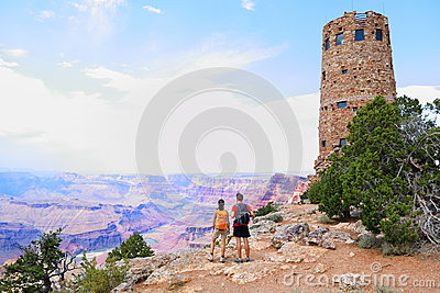 Grand Canyon people