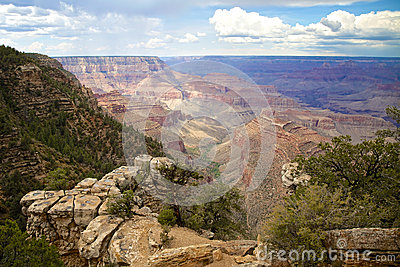 Grand Canyon Scenic Beauty