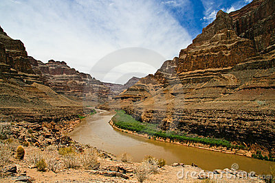 River in Grand Canyon