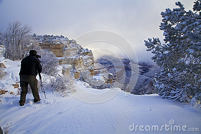 Grand Canyon Winter Photography