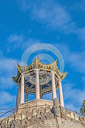 Free Grand Caprice, Alexandrovsky Park, St. Petersburg Stock Photos - 61762723