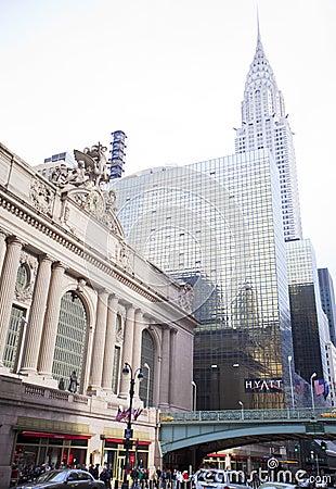 Grand Central Editorial Photo