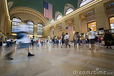 Grand Central Station Editorial Photo