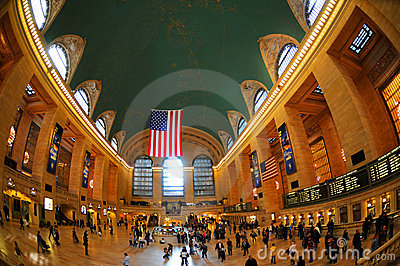Grand Central Station Editorial Image