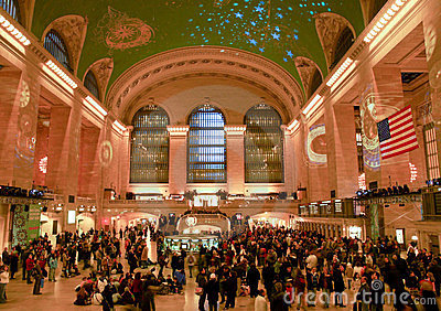 Grand Central Station, New York City Editorial Photography