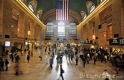 Grand Central Station, USA, New York, City Editorial Stock Image