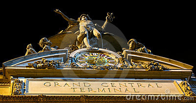Grand Central Termial, NYC