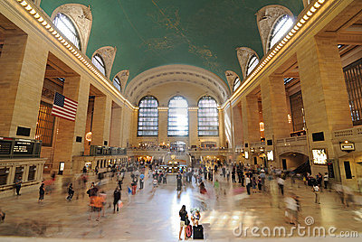 Grand Central Terminal Editorial Stock Image