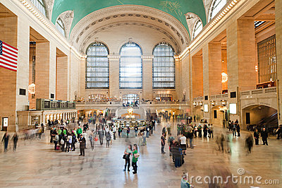 Grand Central Terminal Editorial Image