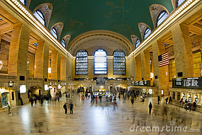 Grand Central Terminal Editorial Stock Photo