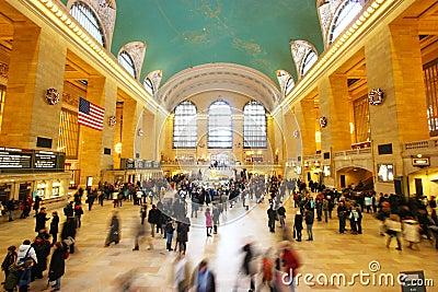 Grand Central Terminal Editorial Photo