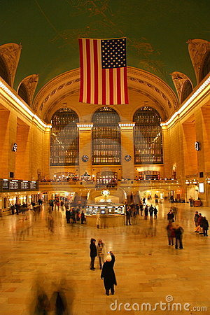 Grand Central Terminal (a.k.a. Grand Central Stati Editorial Image