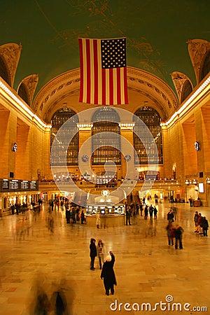 Grand Central Terminal (a.k.a. Grand Central Stati Editorial Image