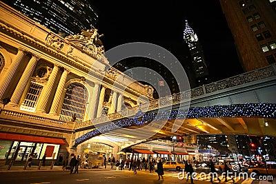 Grand Central Terminal, New Yo