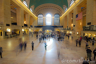 Grand Central Terminal NYC Editorial Image