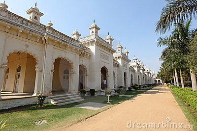Grand Chowmahalla Palace Editorial Stock Image