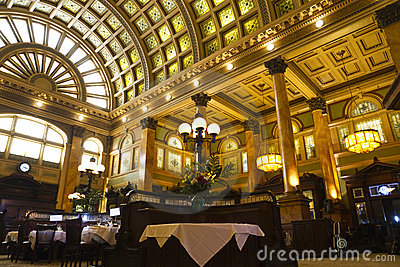 Grand Concourse at Station Square in Pittsburgh Editorial Photo