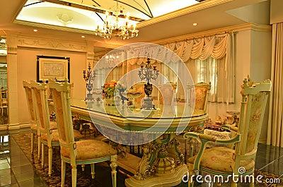 Grand Dinning Room