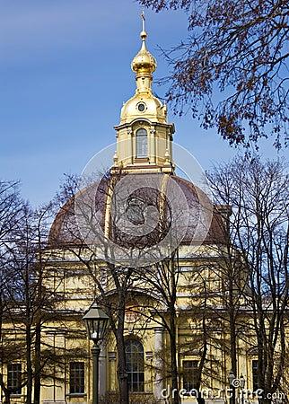 Grand Ducal Burial Vault