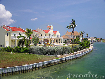 Grand Homes Along the Water on Grand Cayman 2