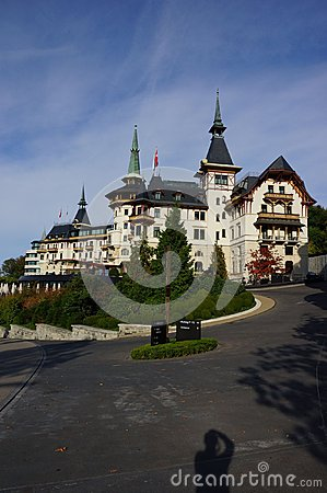 Free Grand Hotel Dolder In Zurich Royalty Free Stock Images - 31488209