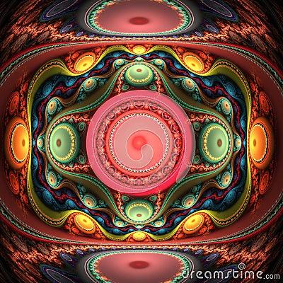 Grand julian fractal flame