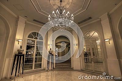 Grand Lobby Foyer