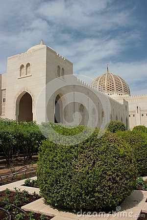 Grand Mosque Stock Images - Image: 14763184