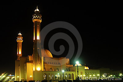 Grand Mosque in Bahrain