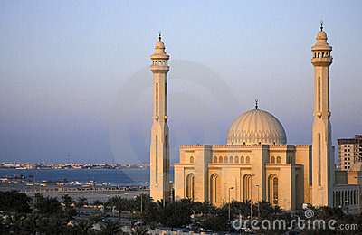 Grand Mosque Bahrain