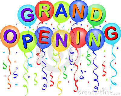 Grand Opening Balloons/eps