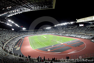 Grand opening of Cluj Arena Editorial Image