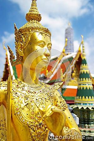 Free Grand Palace - Bangkok Royalty Free Stock Images - 13834569