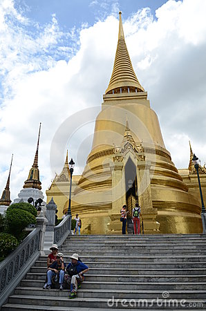 Grand Palace Bangkok Editorial Stock Image